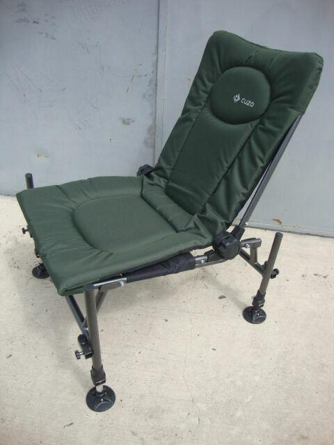 Кресло карповое F2 Cuzo фидерное Elektrostatyk
