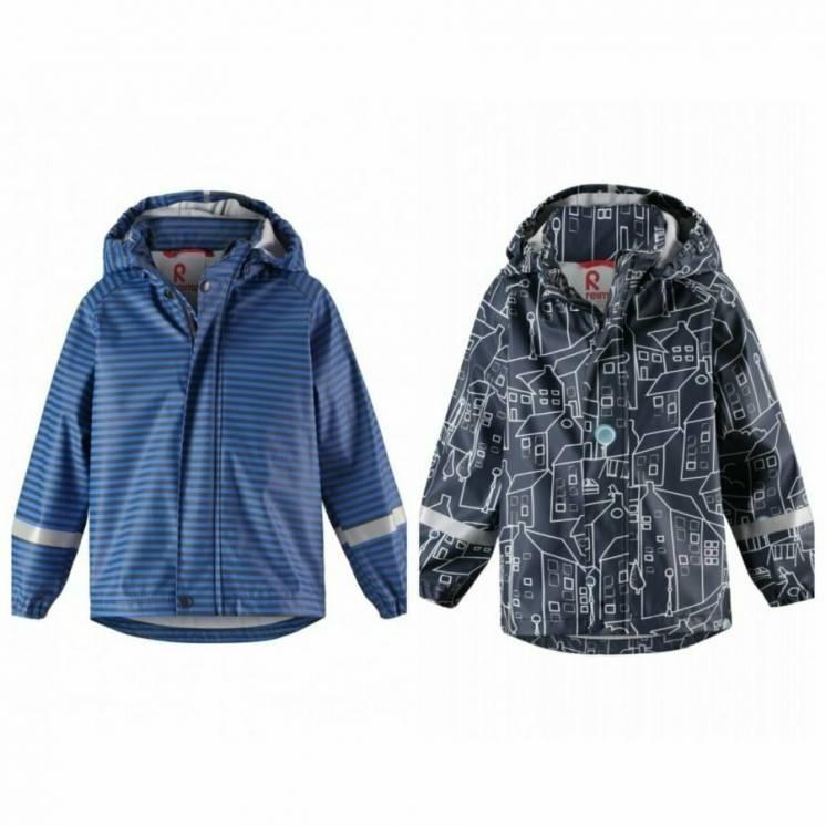 Куртка дождевик Reima р. 110,122 оригинал,ветровка плащ демисезонная к