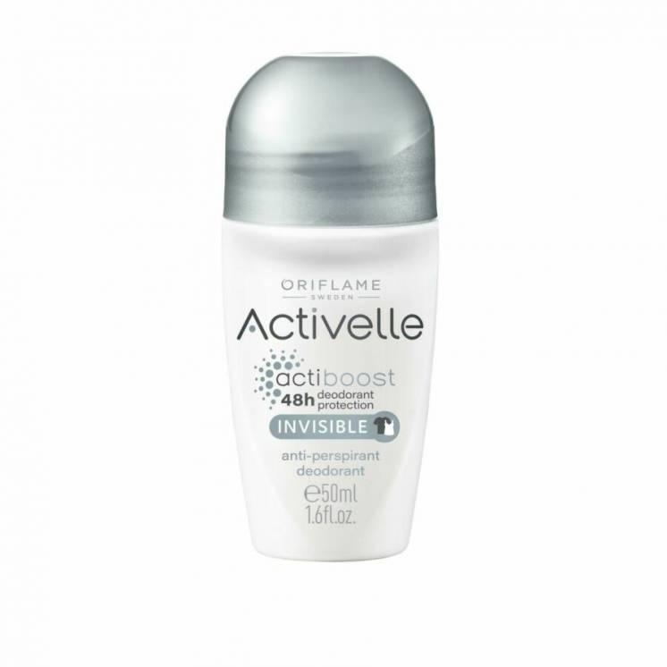 Activelle шариковый дезодорант-антиперспирант без белых следов орифлей