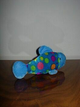 Мягкая игрушка. рыбка, 16 см