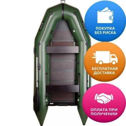 Лодка Bark Bt-330 моторная четырехместная - доставка бесплатно