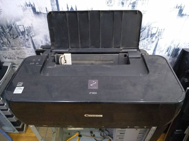 Принтер Canon Pixma Ip 1800