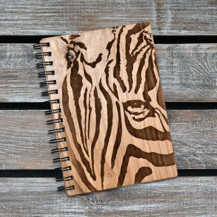 Блокнот а5. зебра