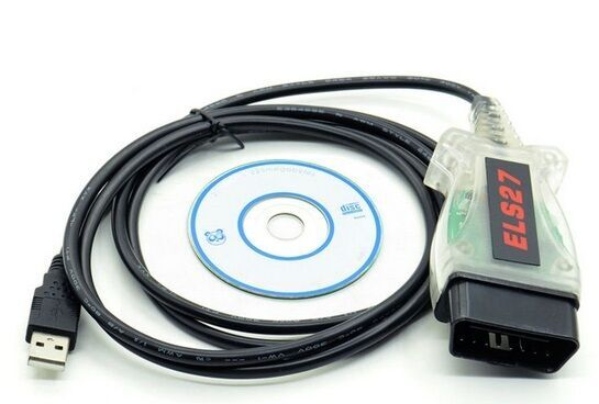 Діагностичний адаптер Els27 (mazda ,ford )