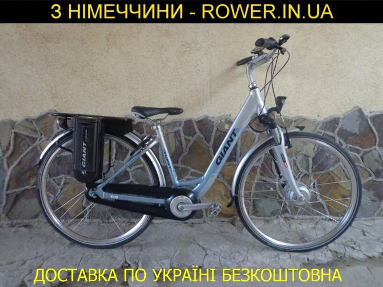 Електровелосипеди бу з німеччини / купить электровелосипед бу германии