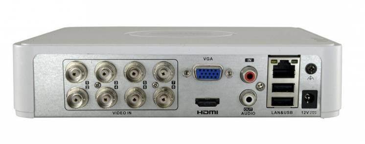 Видеорегистратор Ds-7108hqhi-k1 Hikvision на 8 камер