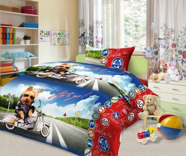 Комплекты постельного белья для детей и подростков, бязь
