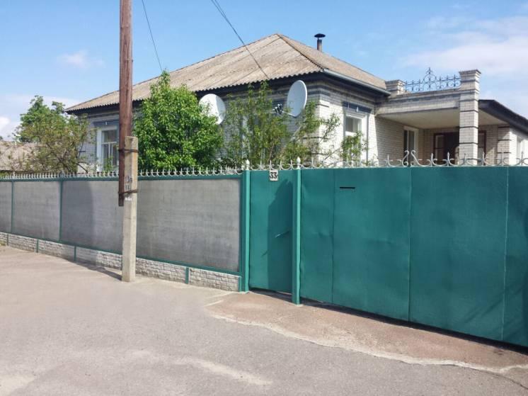 Продам кирпичный дом в г. Лебедин