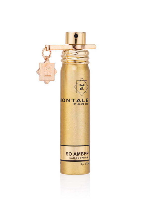 Montale So Amber 20 мл  унисекс парфюмированная туалетная вода.франция