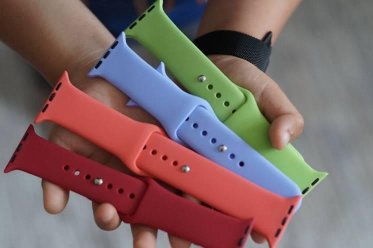 Ремешок для часов Apple Watch силиконовый Sport Band
