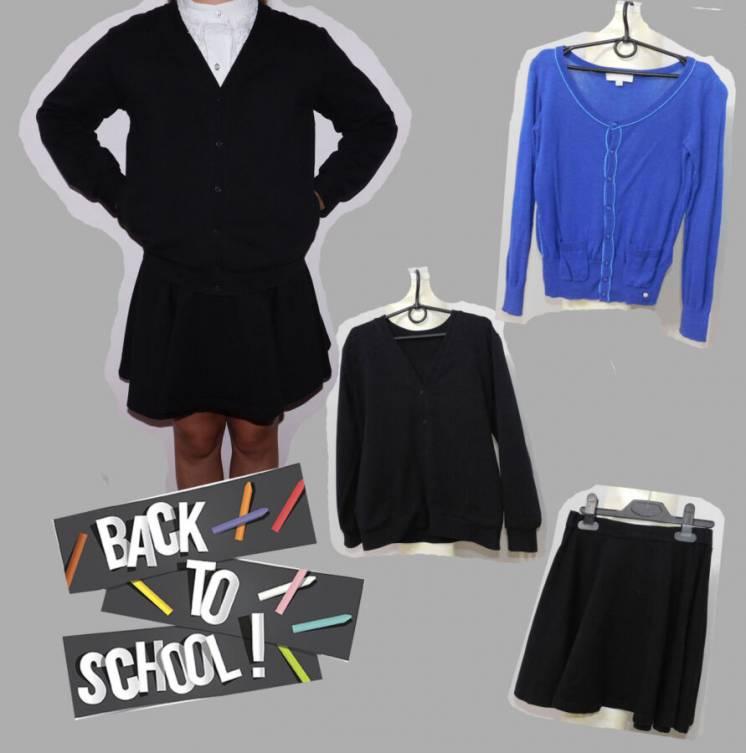 Одежда школьная на рост 145см. 4 класс