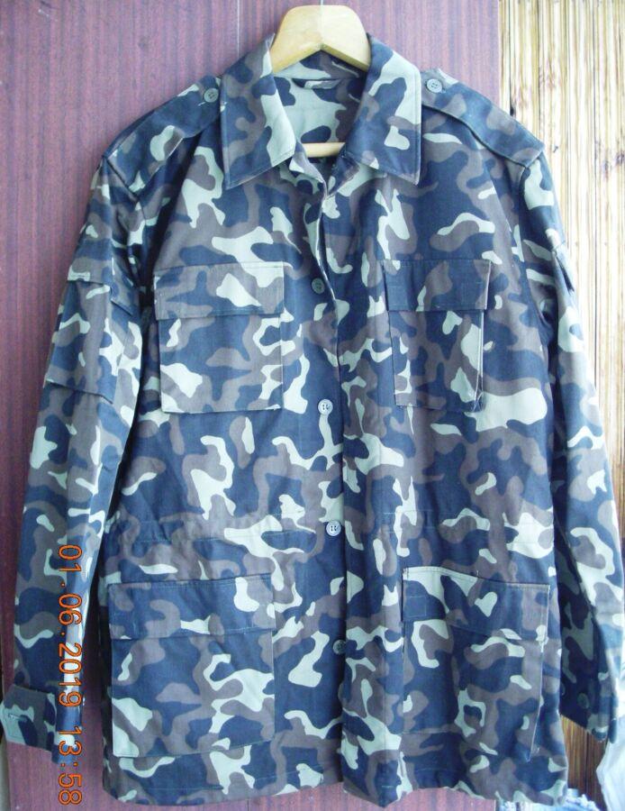 Куртка афганка камуфлированная