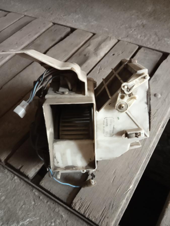 Вентилятор в сборе 350гр.