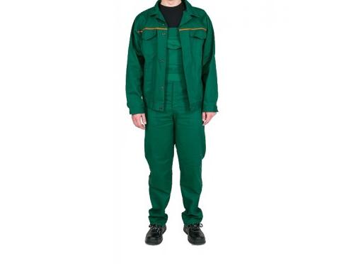Костюм модельный, рабочий, мужской куртка и брюки