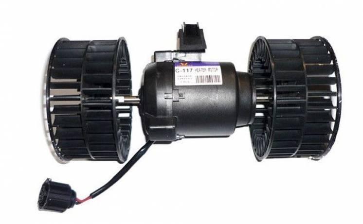 Вентилятор, моторчик пічки сканія Scania 4, P,g,r,t