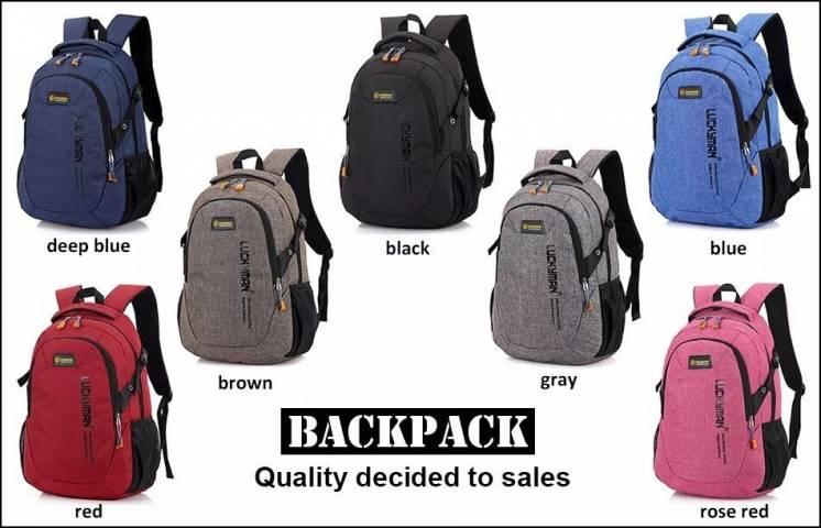 Рюкзак школьный унисекс,непромокаемый,разные цвета,50х30х15 в наличии!