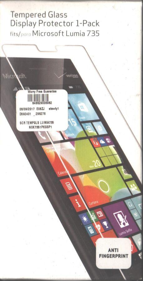 Захисне скло Microsoft Lumia 735