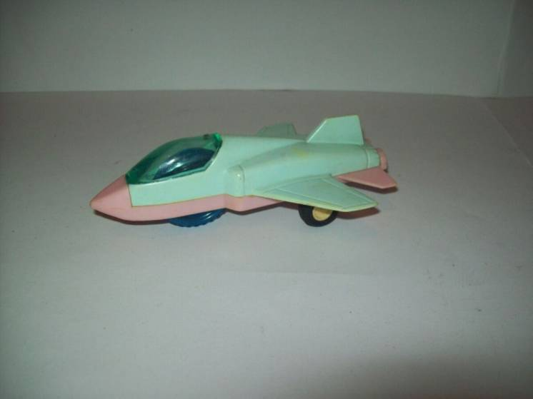 Игрушка самолет самолёт ссср