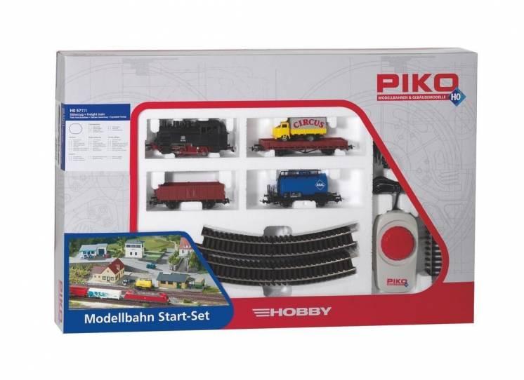 Железная дорога грузовой поезд Piko 57111 (h0 1:87) залізниця
