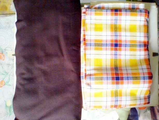 Продаю ткани из разных материалов, разных цветов и размеров недорого.