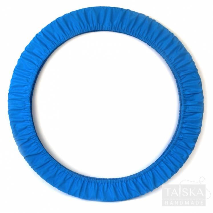 Чехол для обруча однослойный «Голубой»