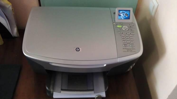 Hp Photosmart 2613 мфу принтер сканер копир цветной факс всё в одном