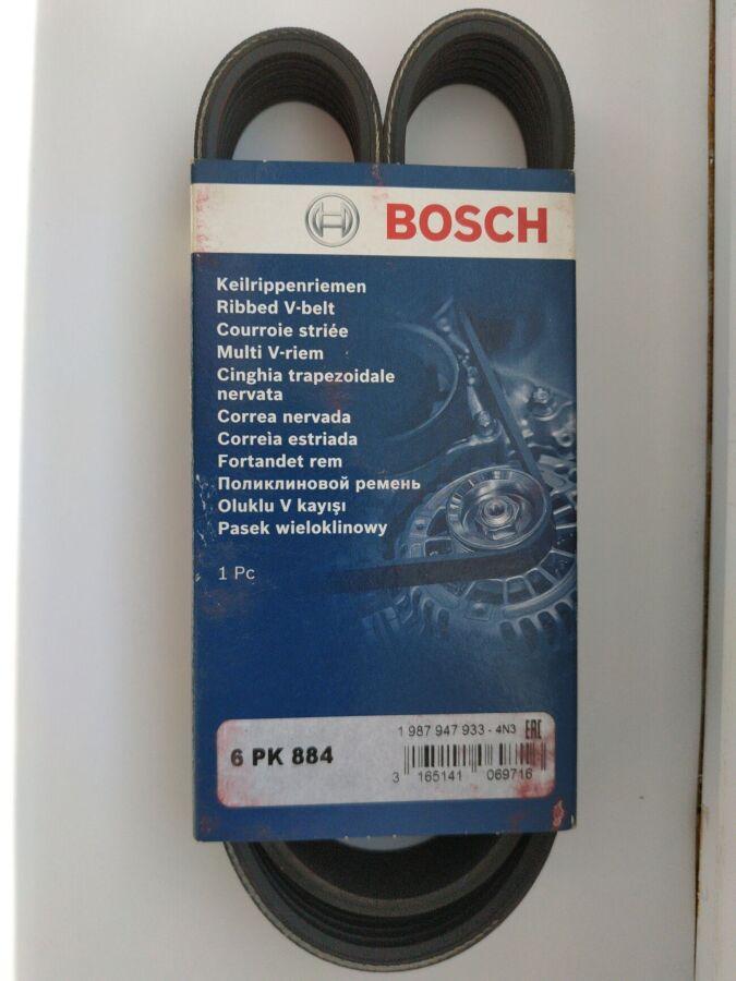 Bosch 1987947933 ремінь поліклиновий
