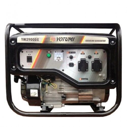 Бензиновый генератор Yotumi Ym2900dx (2,2 квт)