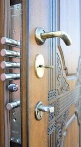 Изготовление металлических входных дверей по индивидуальному размру