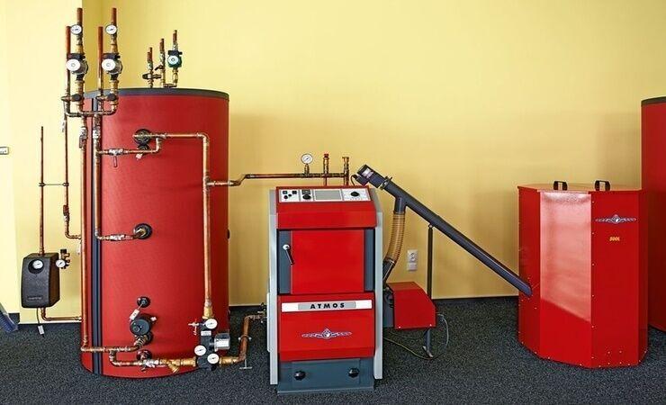 Перевод котельной на альтернативное отопление/топливо