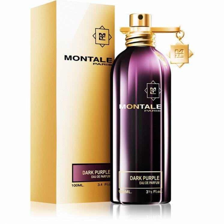 Montale Dark Purple 100 мл Унисекс парфюмированная туалетная вода.