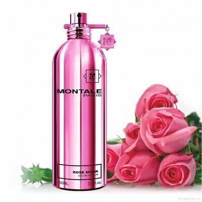 Montale Roses Musk 20 мл. Женская парфюмированная туалетная вода.