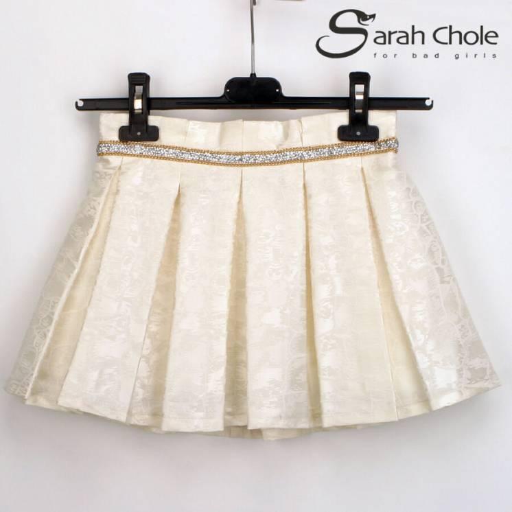 Юбка Sarah Chole италия 3-4/98-104 нарядная юбочка юбка-солнце на лето