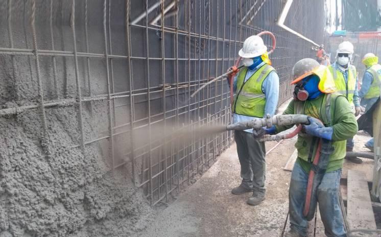 реконструкция бетона