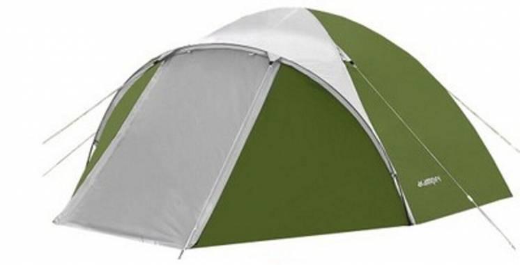 Палатка 3-х місна Acamper Acco3 зелена - 3000мм. H2О - 3,2 кг