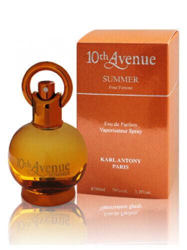 Парфюмированная вода 10th Avenue Summer Pour Femme