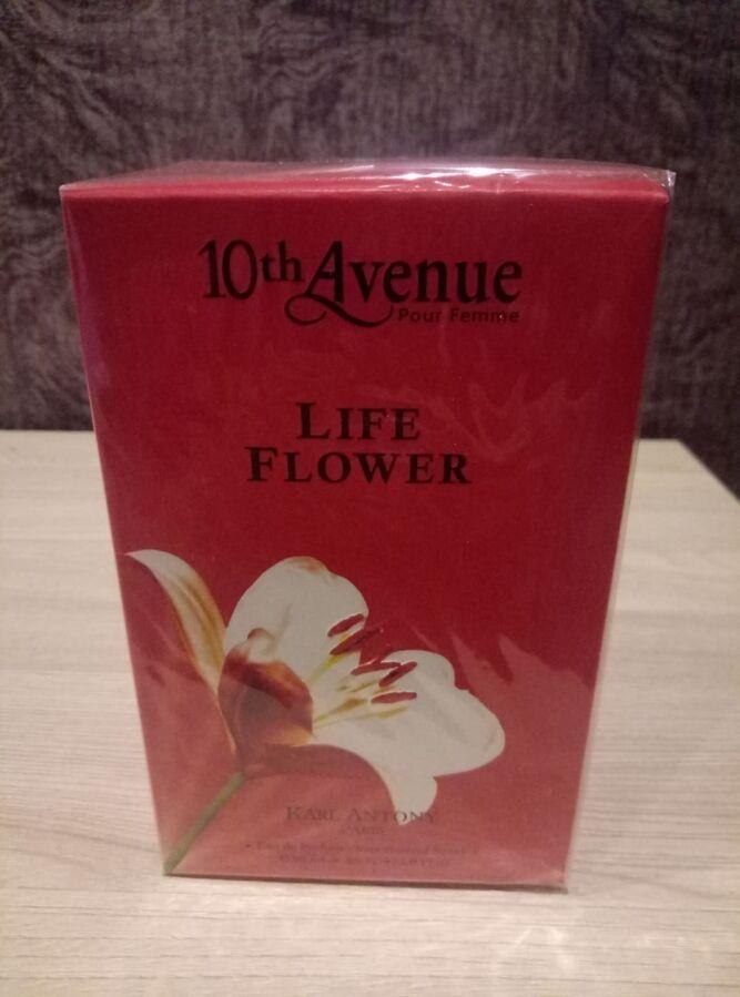Парфюмированная вода 10th Avenue Life Flower