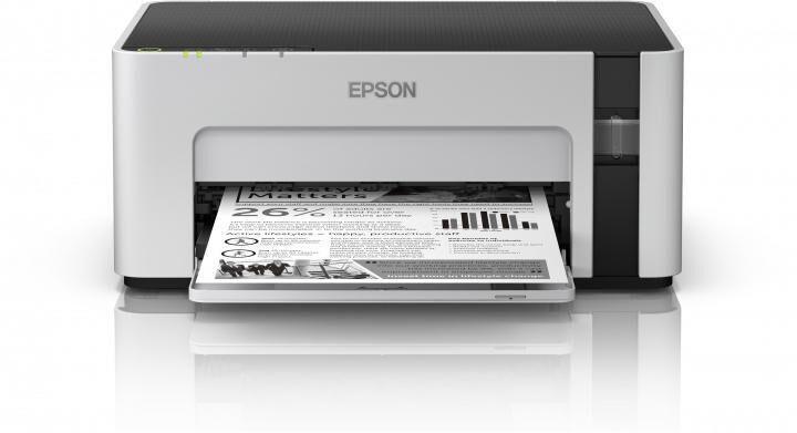 Принтер A4 Epson M1120 (C11CG96405), Black, WiFi