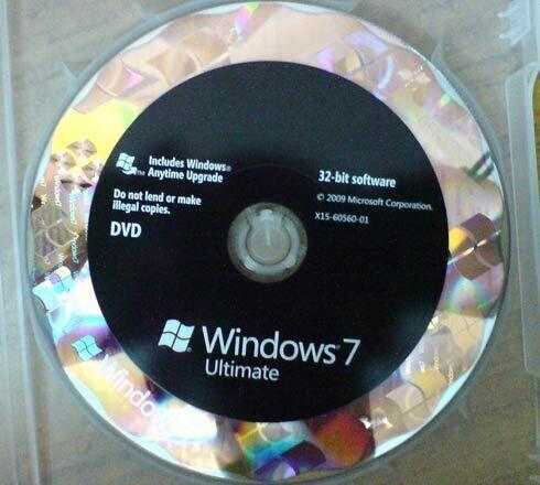Установочный диск виндовс 7 windows 7