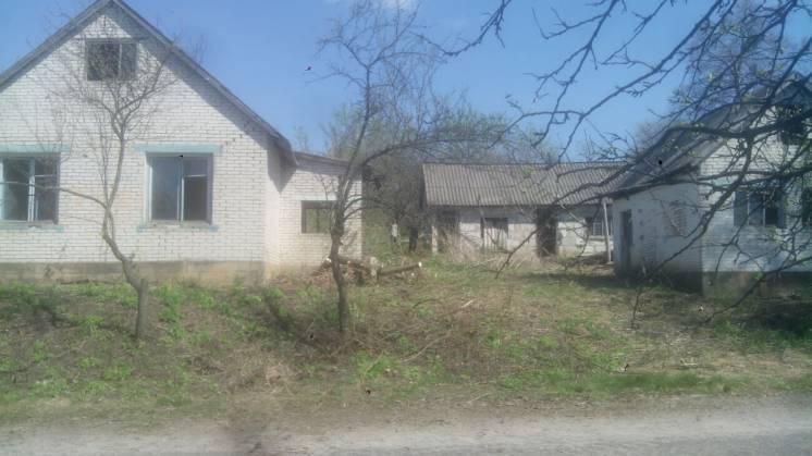 Дом под разборку на стройматериалы демонтаж