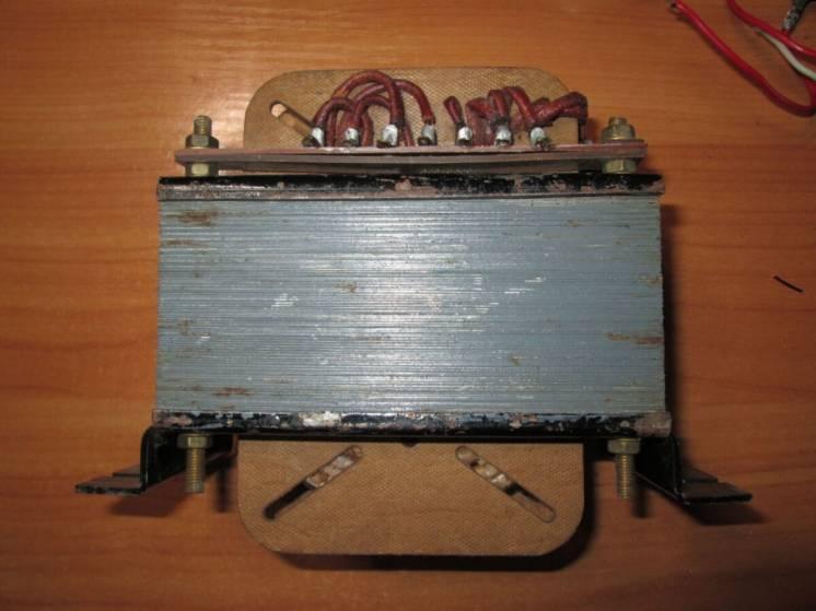 Выходные трансформаторы рр для лампового усилителя