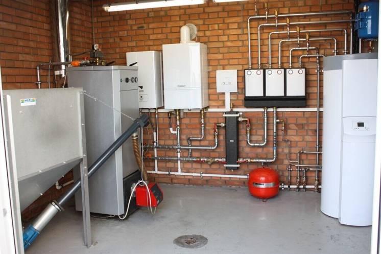 Модернизация отопления/отопительных систем