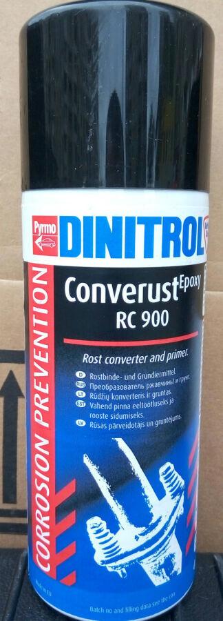Преобразователь ржавчины -грунт Dinitrol Rc 900 400мл