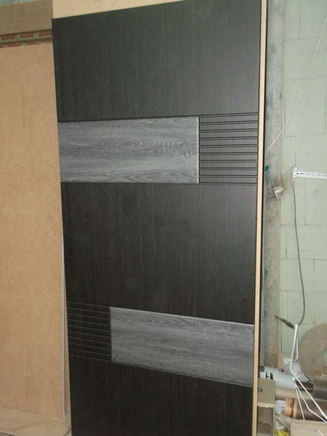 Мдф накладки на металлические двери