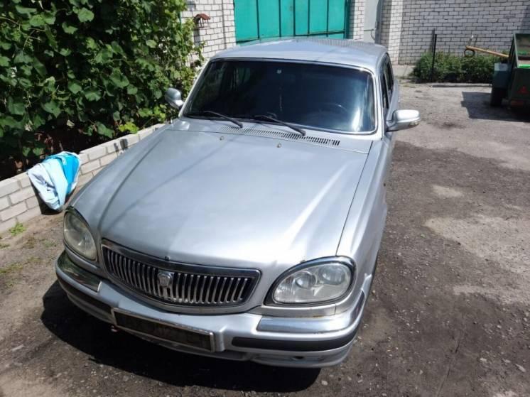Продам газ 31105 2005 года