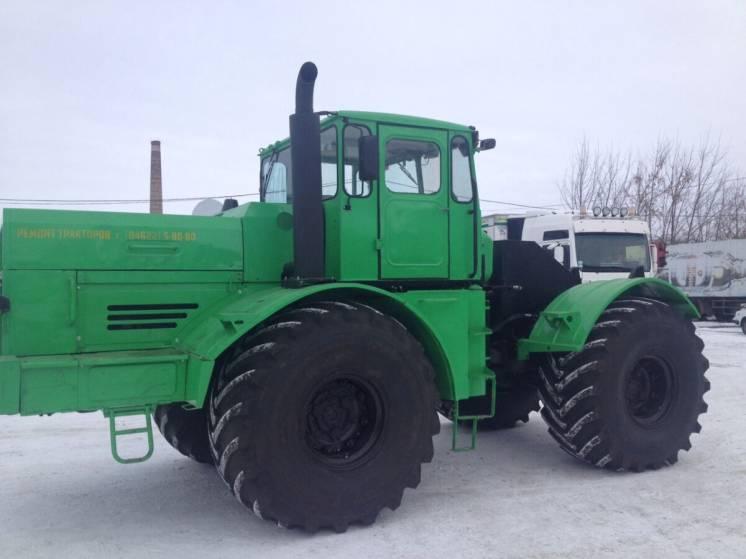 Трактор к-701 з двигуном даф 430 к.с.