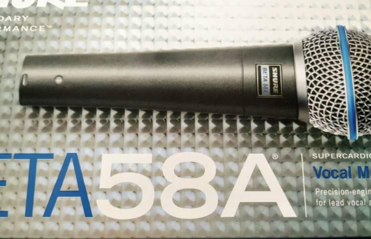 Мікрофон Beta 58