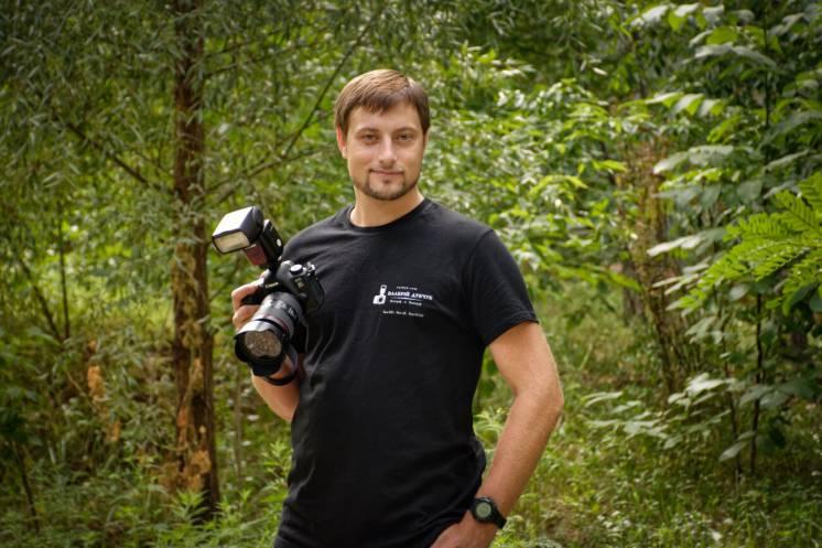 Професійний фотограф та відеограф 2в1. Будь ЩО, будь ДЕ, будь КОЛИ