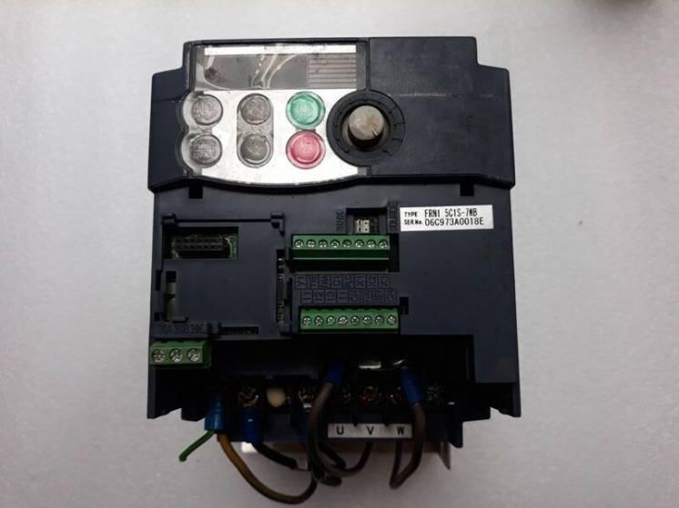 Частотный преобразователь 1,5квт 220в