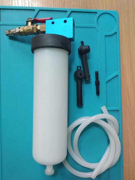 Вакуумный аппарат для откачки масла сравнение перкуссионных массажеров